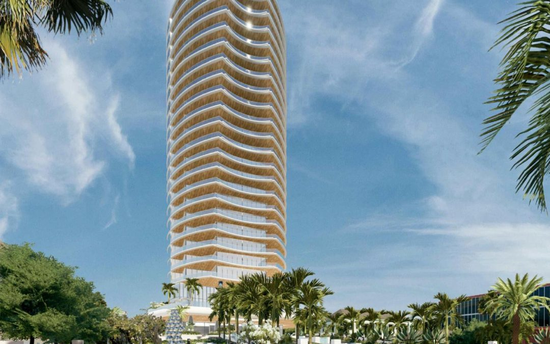 'Dramatic' Arquitectonica-Designed Condo Tower Approved In West Palm Beach, Could Become Among City's Tallest