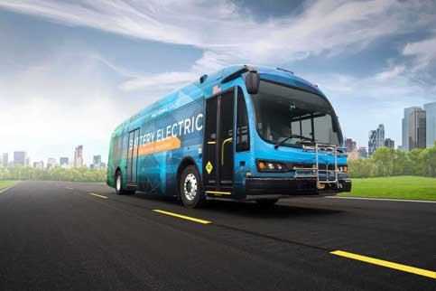Miami-Dade's first fleet of electric buses draws nearer