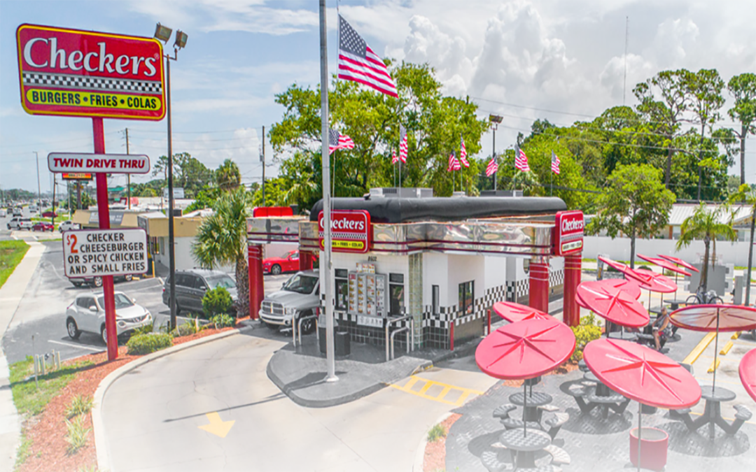 NNN Checkers and Billboard, Tampa FL