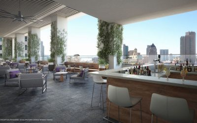 Aria Tops Off Miami Mixed-Use Development