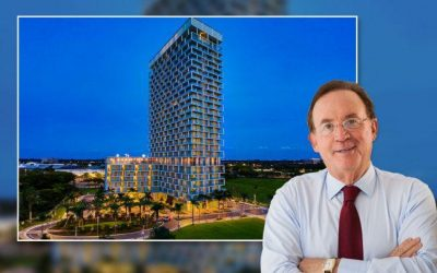 First condo tower at massive Metropica development in Sunrise completed