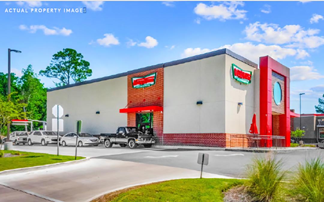 Krispy Kreme Doughnuts (NNN) Pensacola,  Florida